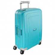 Samsonite S'Cure Trolley 55 Aqua Blue