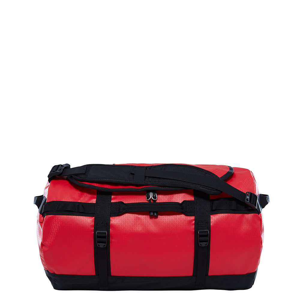 Reistassen zonder wielen The North Face The North Face Base Camp Duffel S TNF Red TNF Black