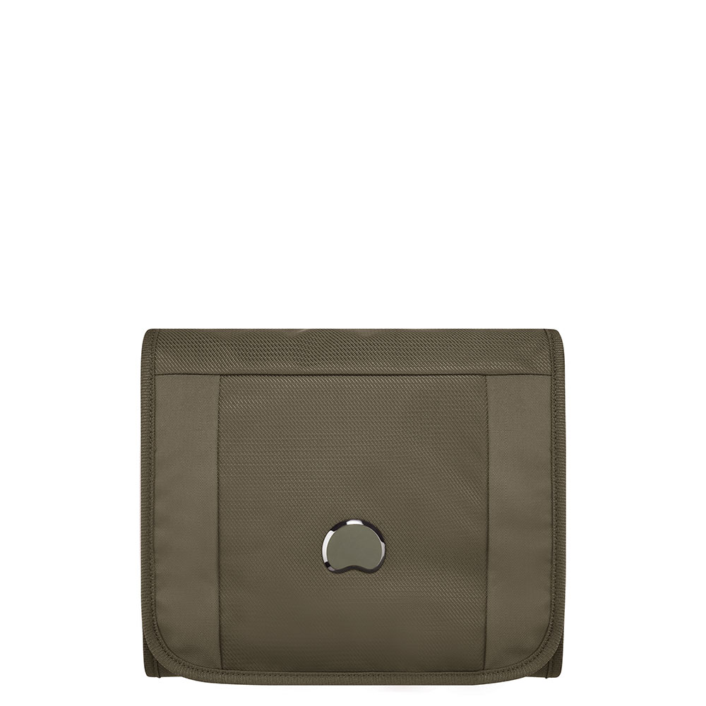 Delsey Montmartre Air 2.0 Foldable Wet Pack Toilettas Khaki