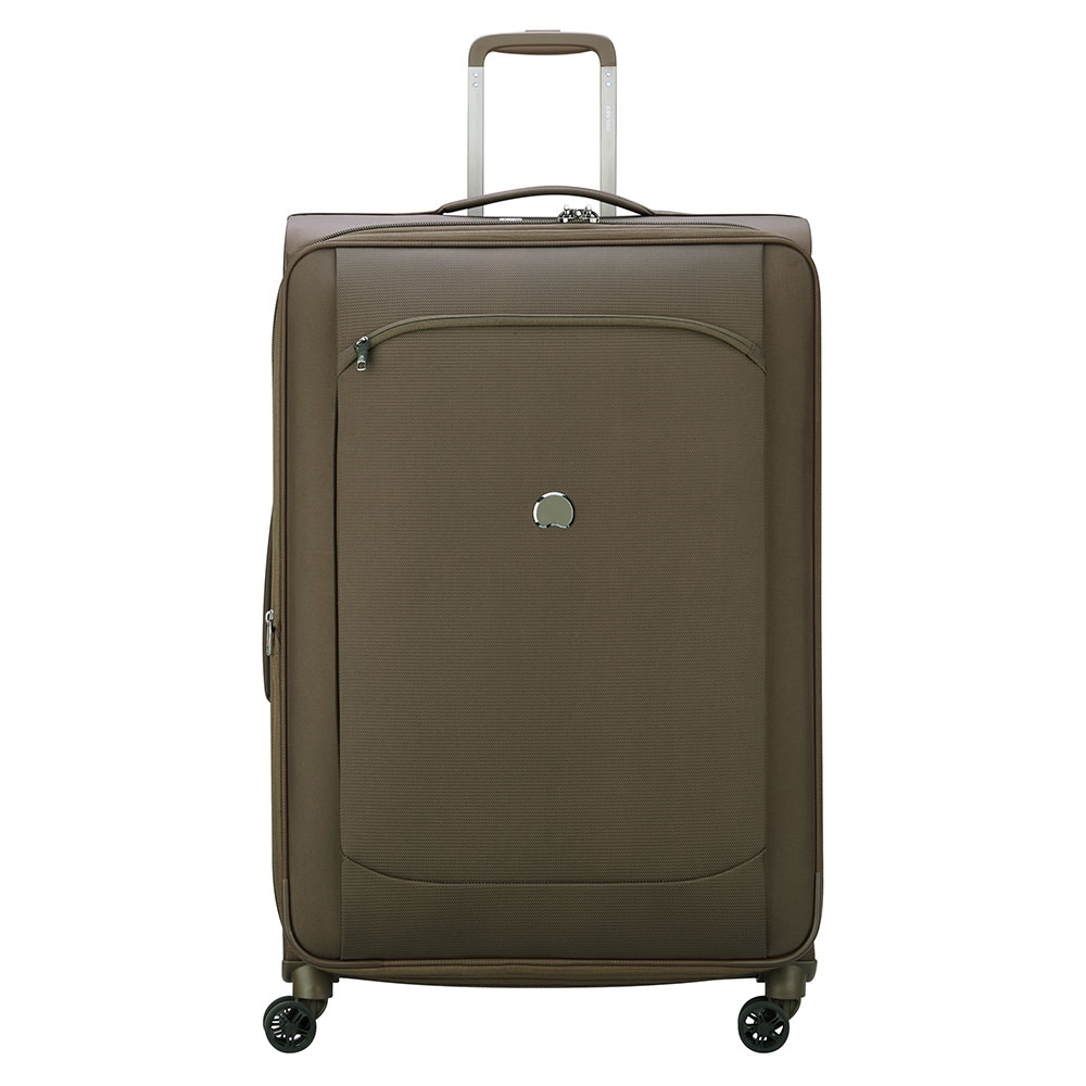 Delsey Montmartre Air 2.0 Trolley Case 4 Wheels 83 Expandable Khaki