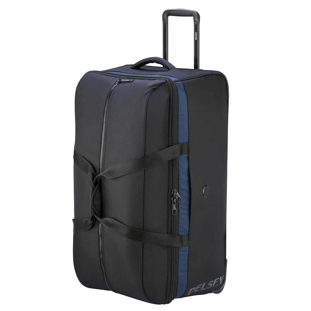 Delsey Egoa Trolley Duffle Bag 78 Black