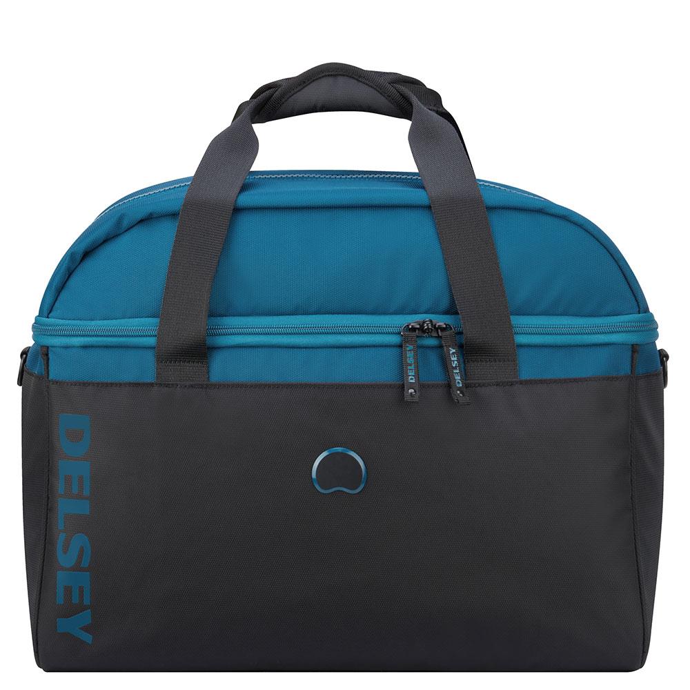 Delsey Egoa Cabin Duffle Bag 45 CM Blue