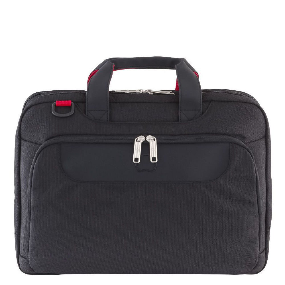 Delsey Parvis Two Compartments Laptop Bag 15.6 black