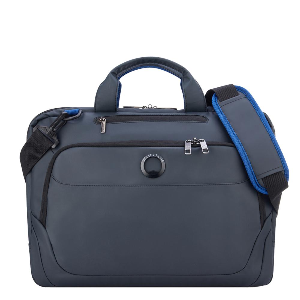 Delsey Parvis Plus Laptop Bag 1-CPT 15.6