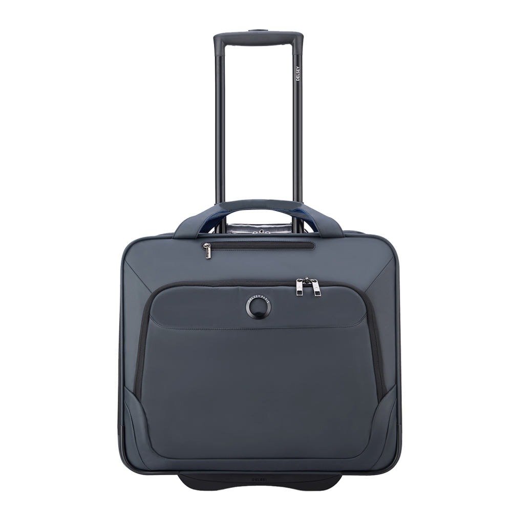 Delsey Parvis Plus Boardcase Trolley Cabin 2-CPT 17 Grey
