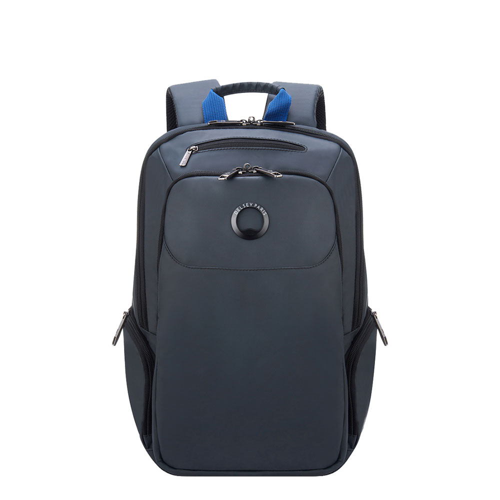 Delsey Parvis Plus Backpack 2-CPT 13.3