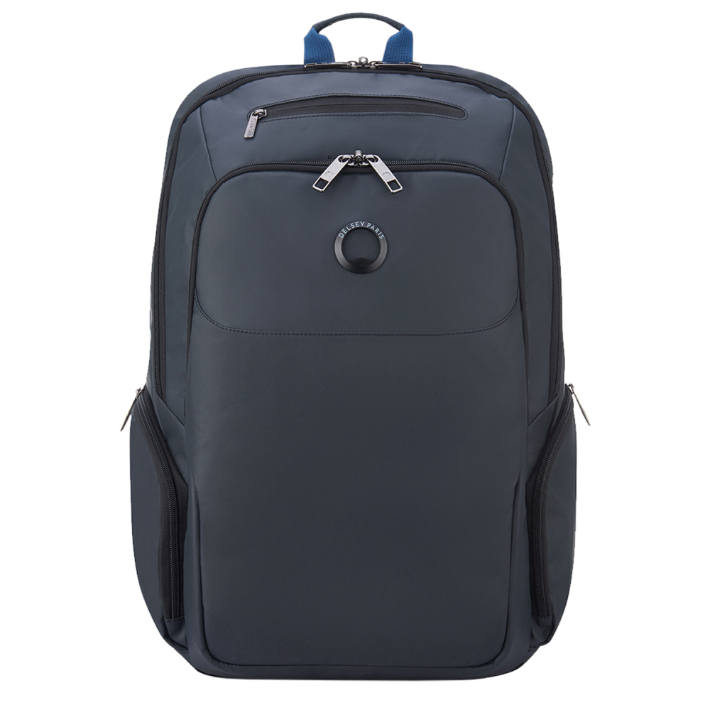 Delsey Parvis Plus Backpack 2-CPT 17.3
