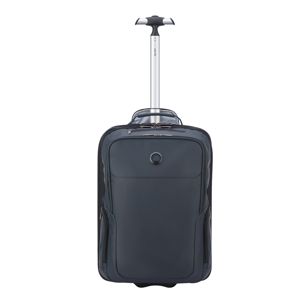 Delsey Parvis Plus Cabin Trolley 2-CPT 17 Grey