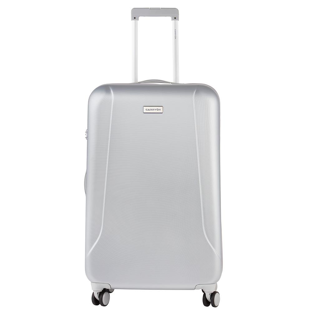 CarryOn Skyhopper Koffer 78 Zilver/Grijs