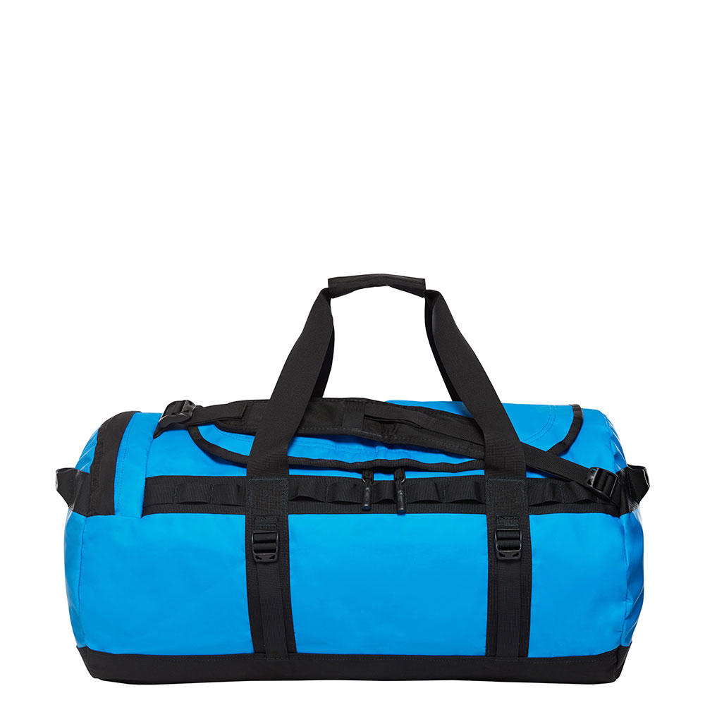 The North Face Base Camp Duffel M bomber blue-tnf black Weekendtas