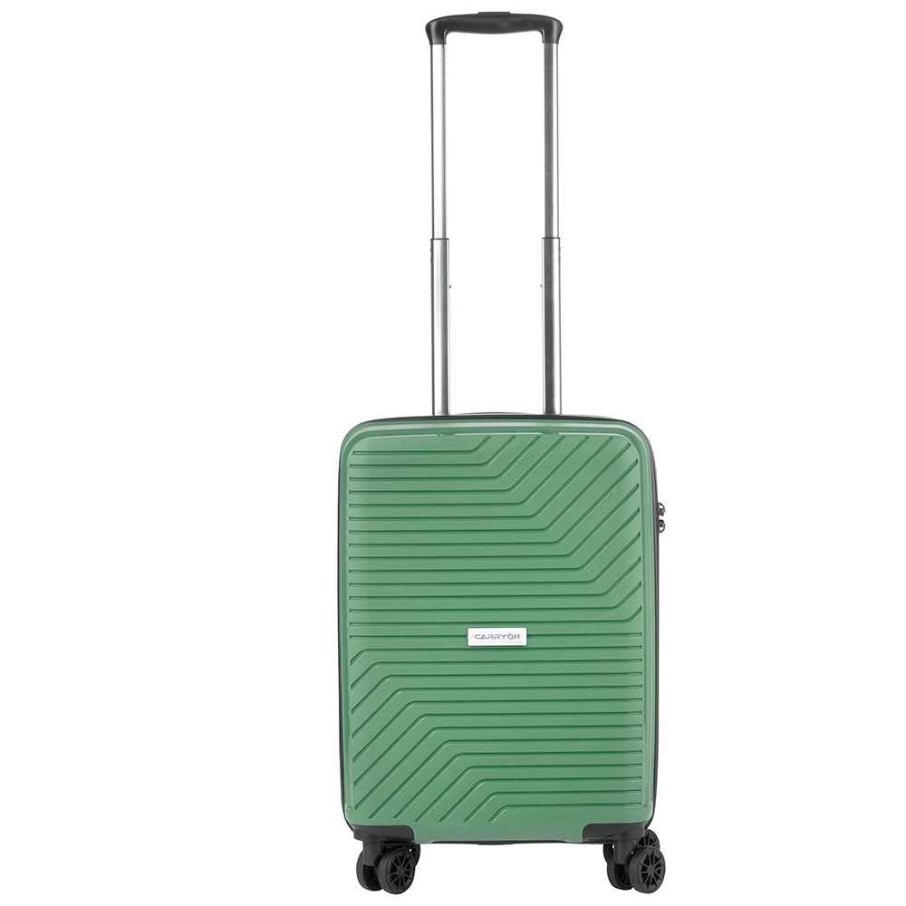 CarryOn Transport Handbagage Trolley 55 Olive Green