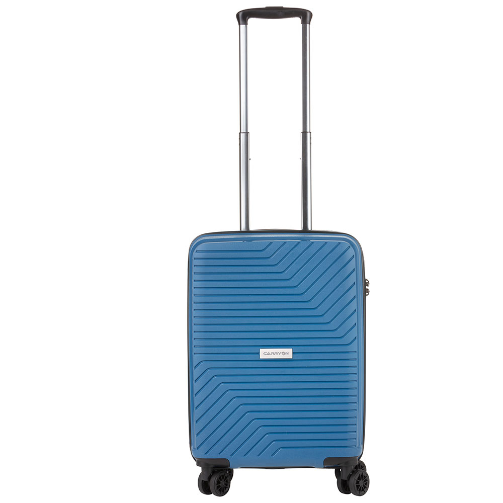 CarryOn Transport Handbagage Trolley 55 Blue Jeans