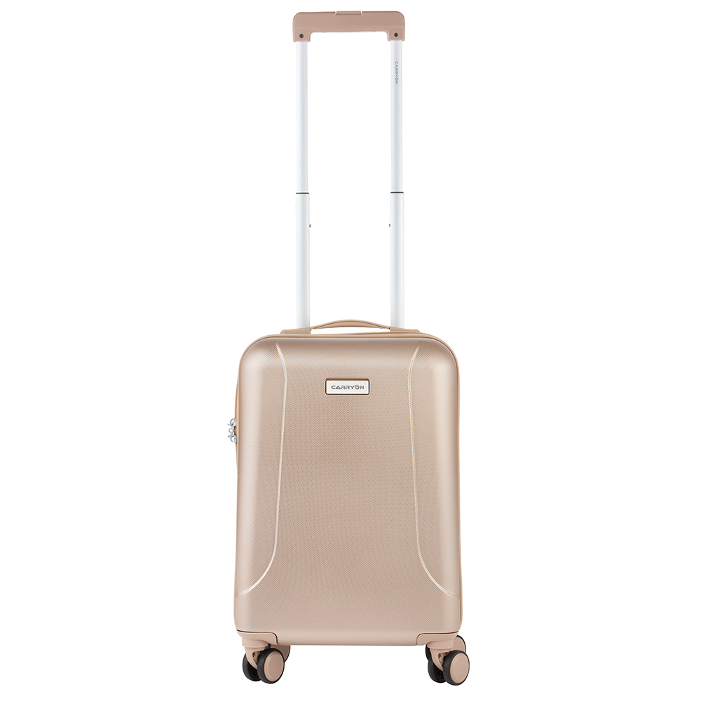 CarryOn Skyhopper Handbagage Koffer 55 Champagne