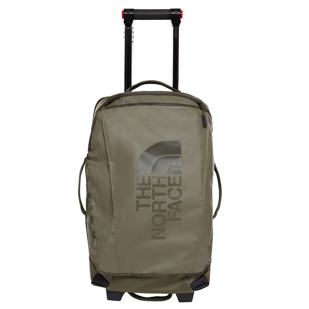 The North Face Rolling Thunder 22 Trolley New Taupe Combo