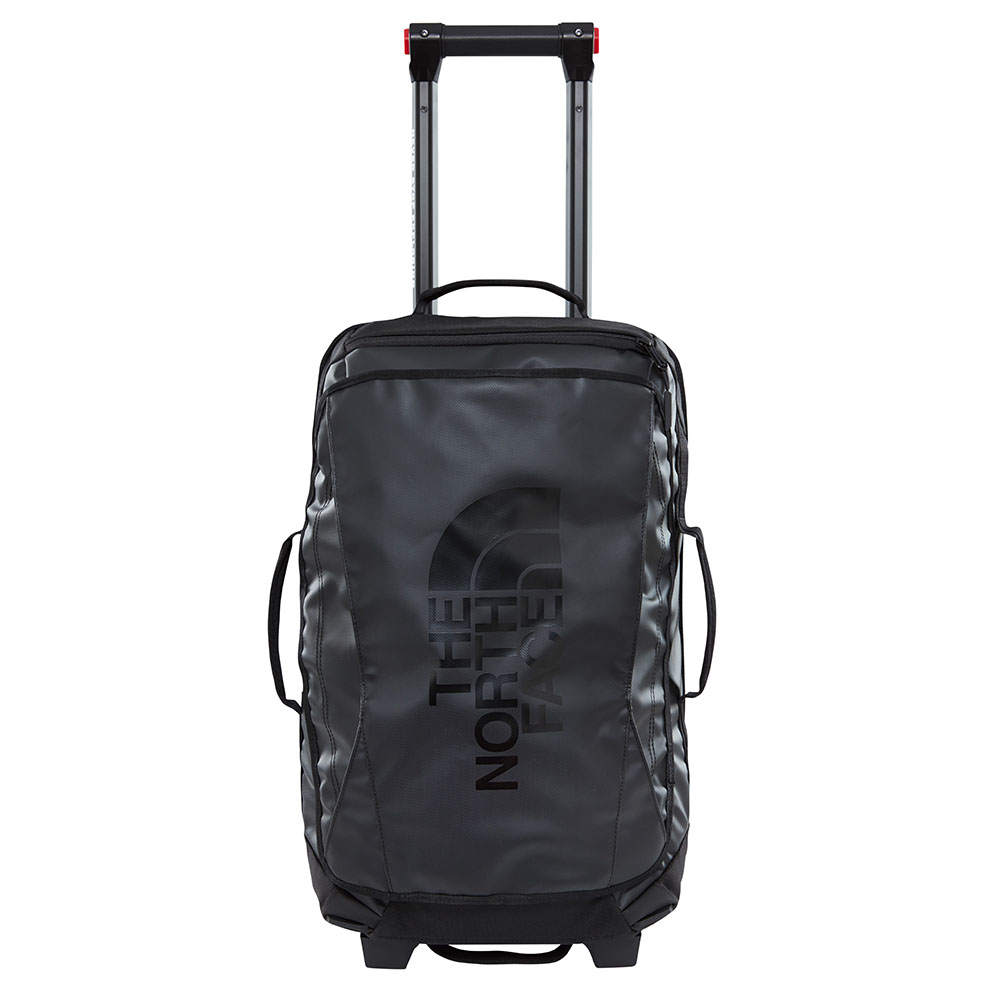 The North Face The North Face Rolling Thunder 22 Trolley Black Zachte Koffers