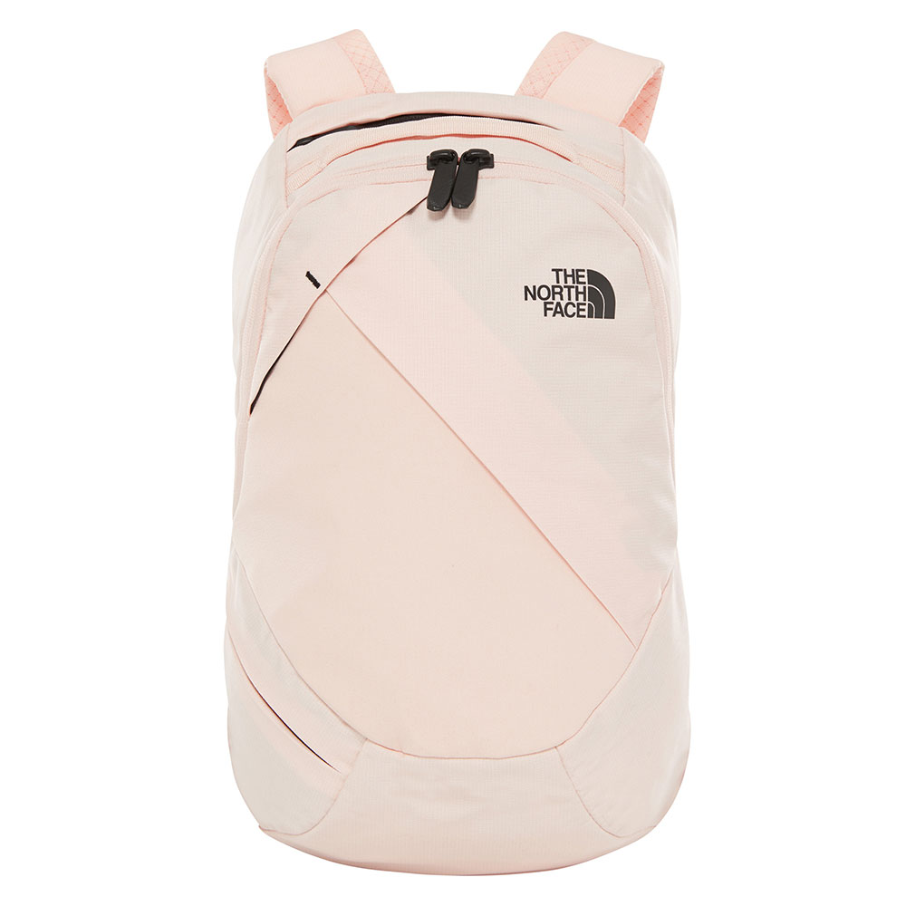 Afbeelding van The North Face Electra Women Backpack Pink Salt Light Heather/TNF Black