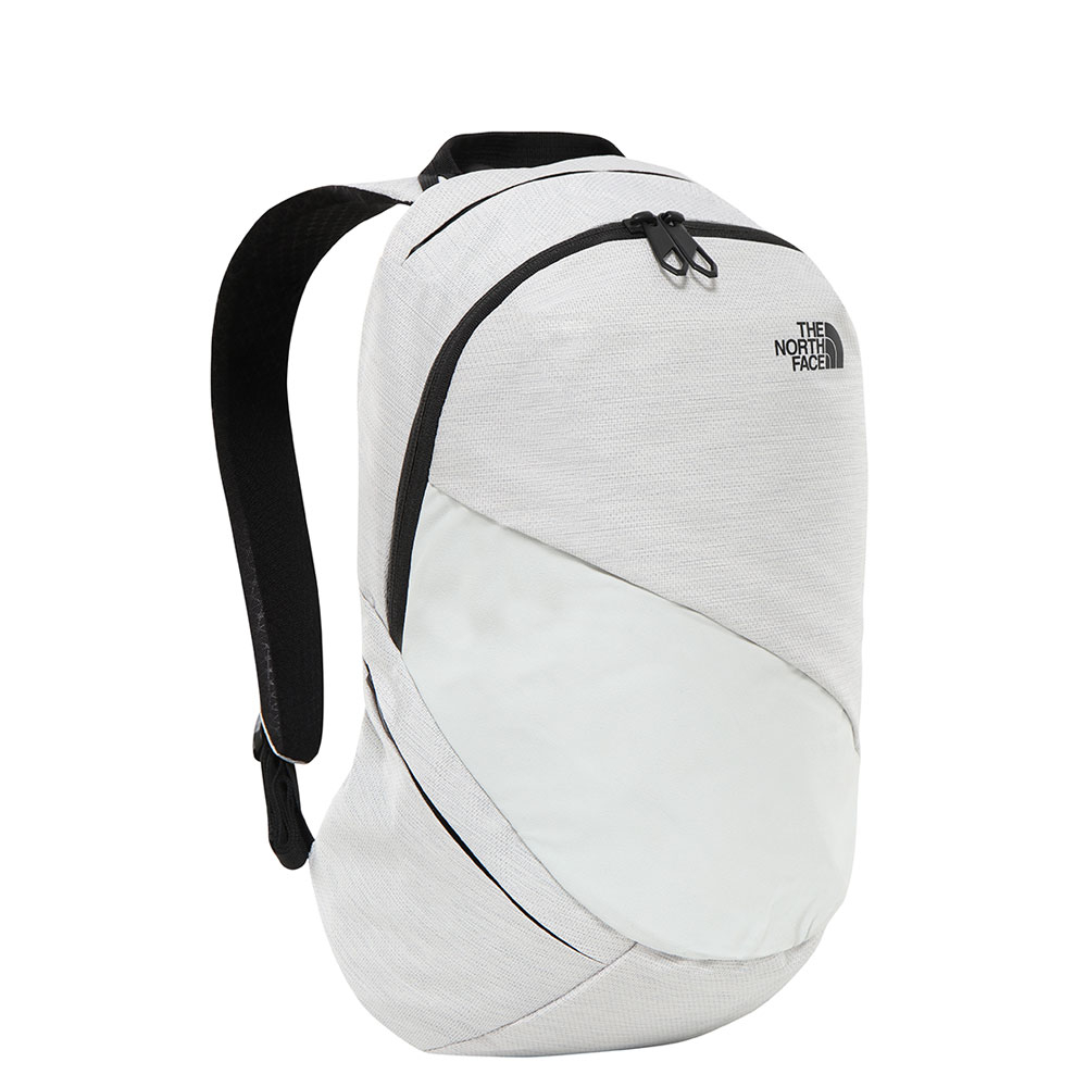 The North Face Electra Women Backpack TNF White Metallic Melange