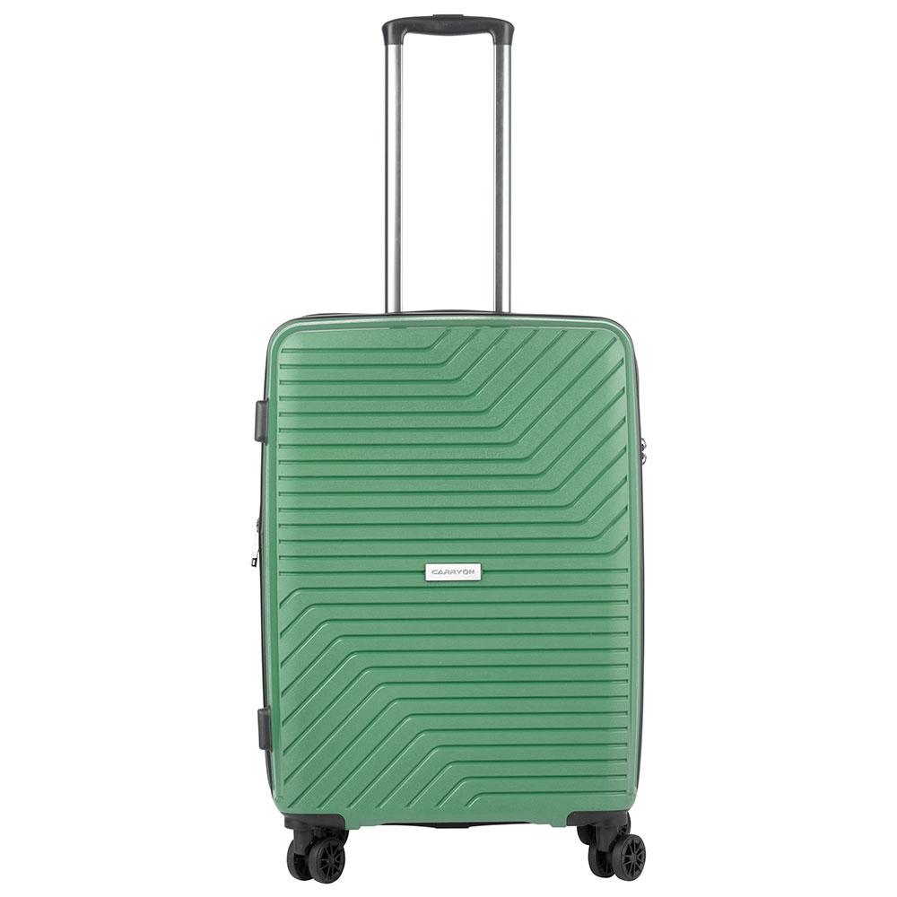 CarryOn Transport Spinner 68 Exp Olive Green