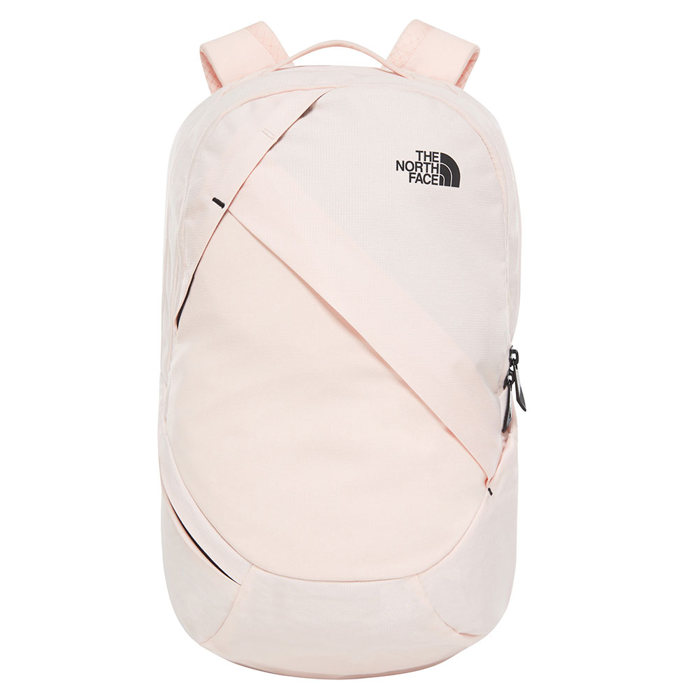 Afbeelding van The North Face Isabella Women Backpack Pink Salt Light Heather/TNF Black