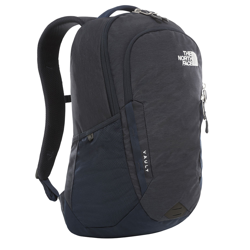 The North Face Vault Backpack Urban Navy Light Heather/ TNF White