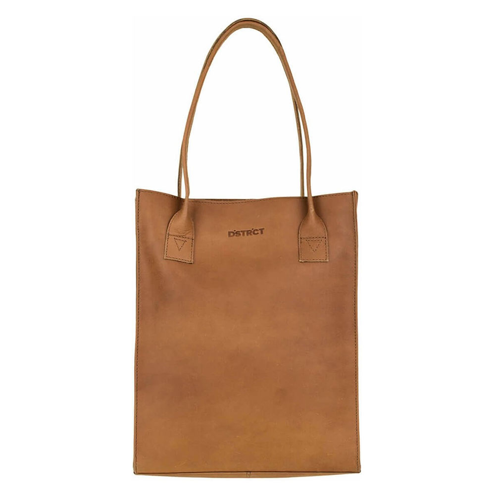 DSTRCT Riverside Shopper 12 Brown 11230