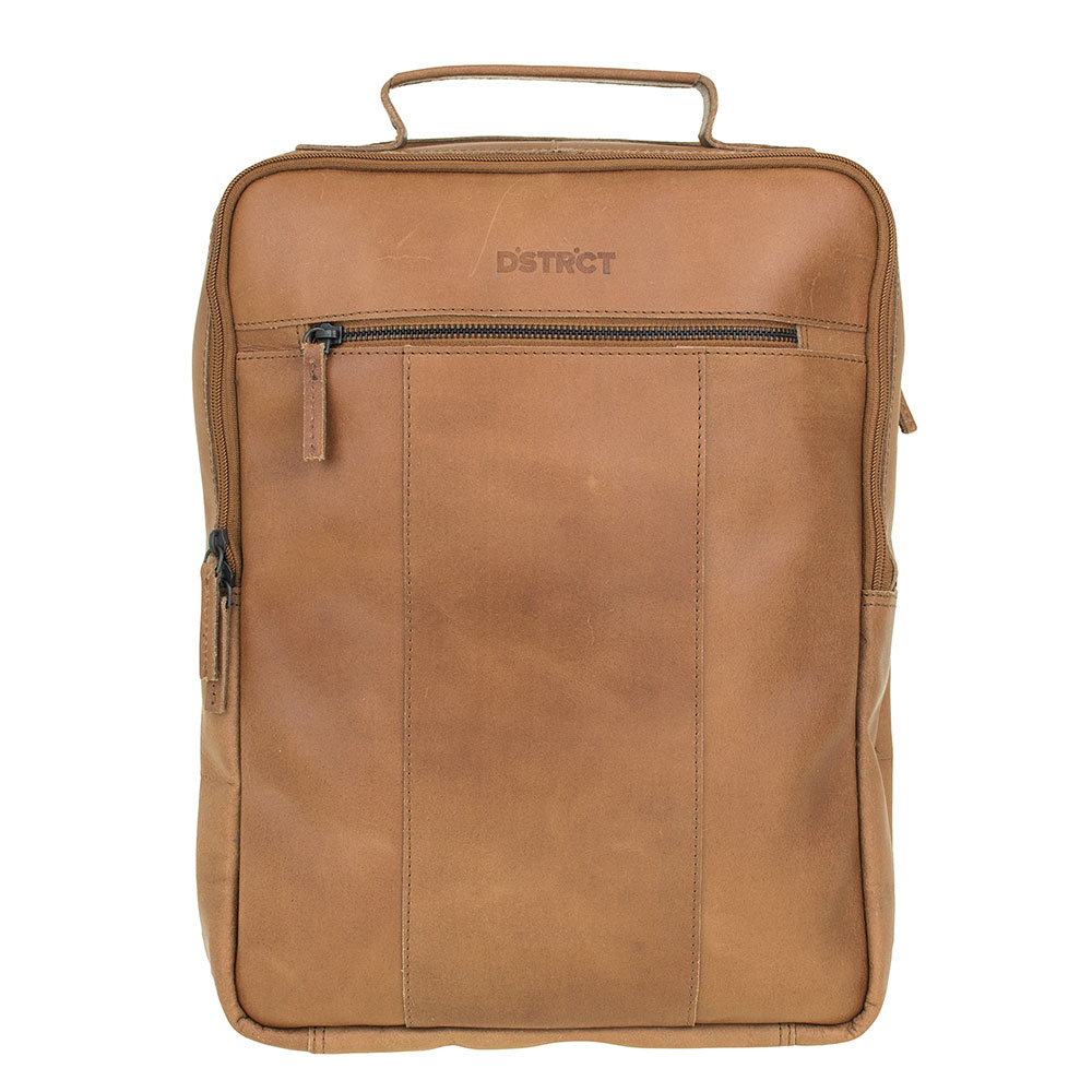 DSTRCT Riverside Laptop Backpack 15.6