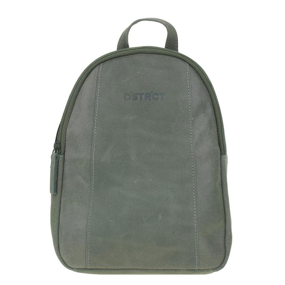 DSTRCT Riverside Backpack Grey 011630
