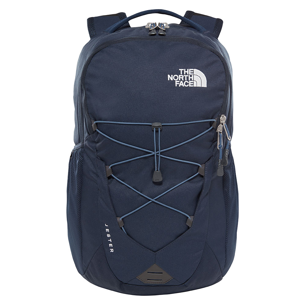 The North Face Jester Rugzak Shady Blue/Urban Navy