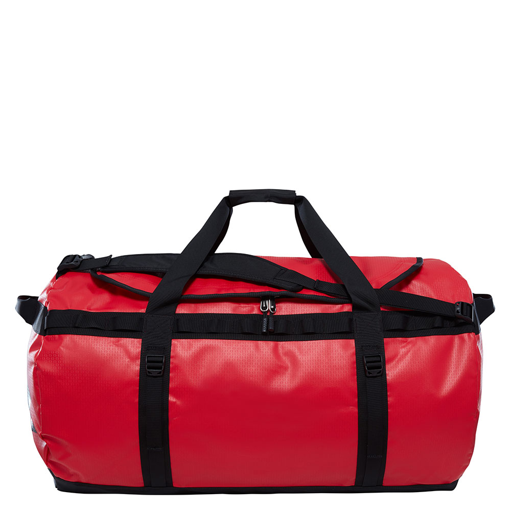 Reistassen zonder wielen The North Face The North Face Base Camp Duffel XL TNF Red TNF Black