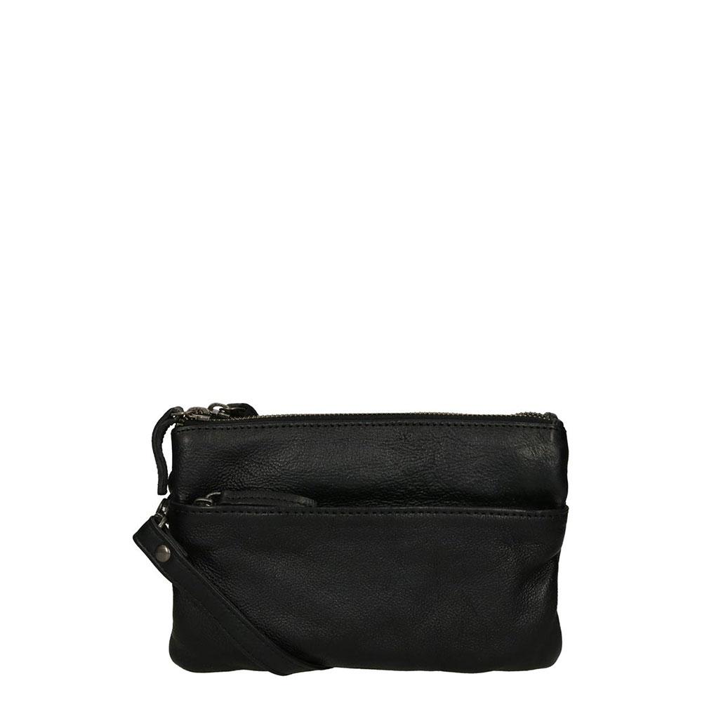 DSTRCT Harrington Road Small Bag With Belt Loops Black 09330