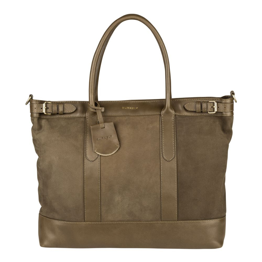 Burkely Soul Skye Workbag 15.6 Green