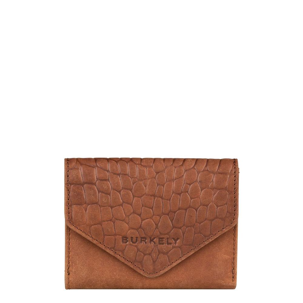 Burkely Croco Cody Wallet S New Cognac