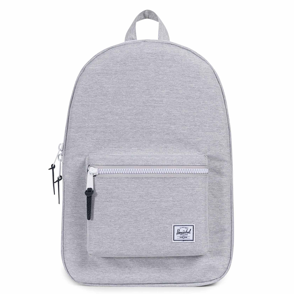 Herschel Settlement Rugzak Light Grey Crosshatch