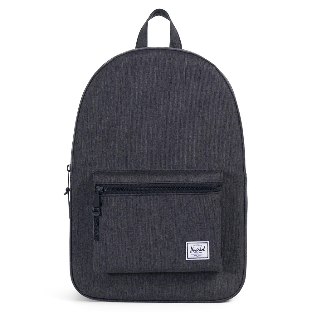 Herschel Settlement Rugzak Black Crosshatch
