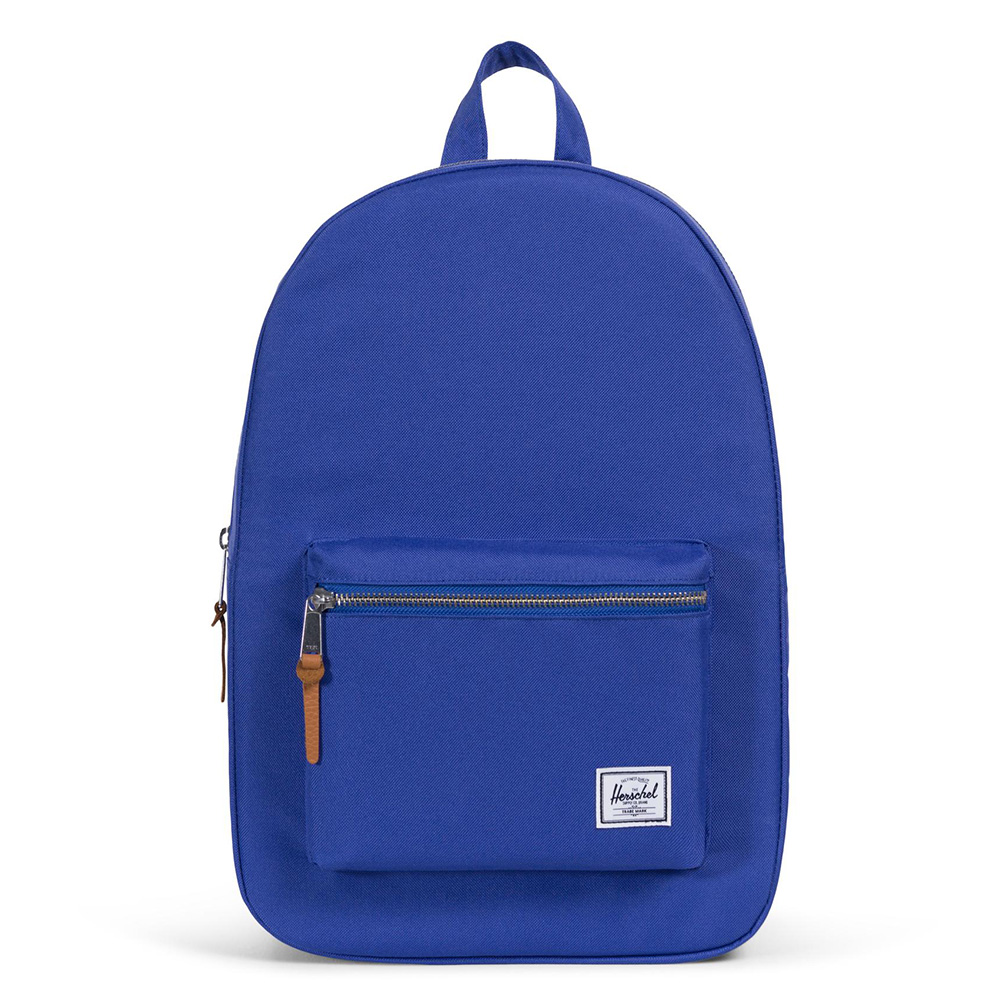 Herschel Settlement Rugzak Deep Ultramarine Crosshatch