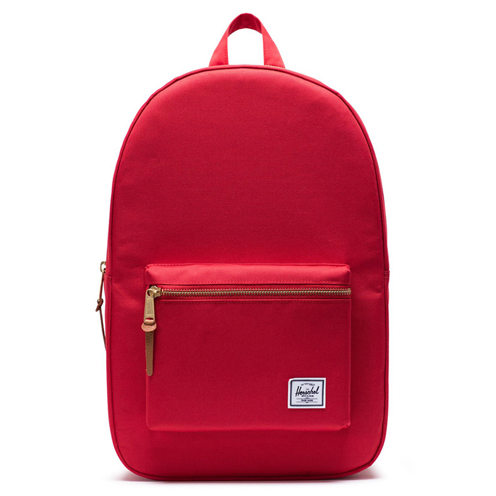 Herschel Settlement Rugzak Red