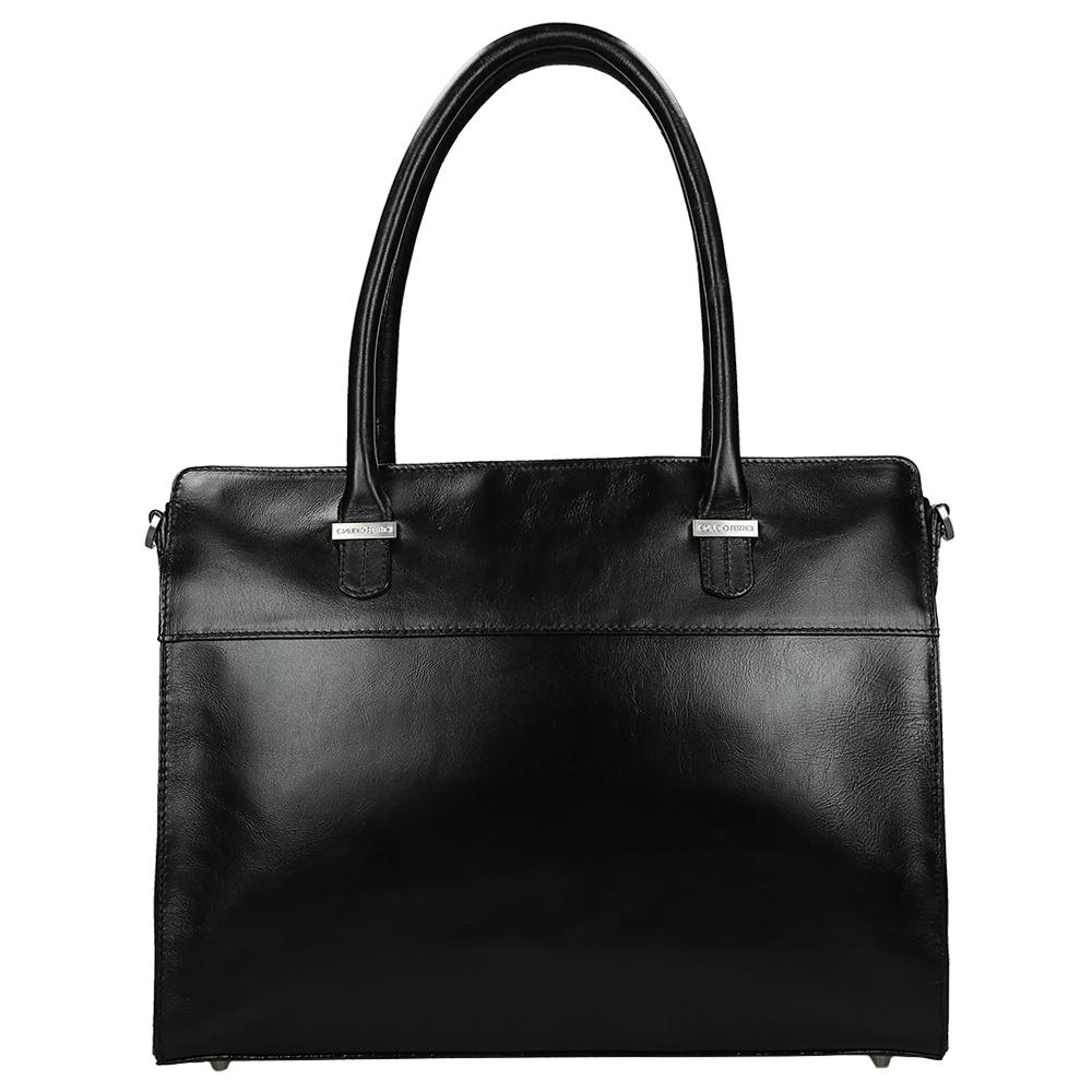 Claudio Ferrici Classico Businessbag Black 18038