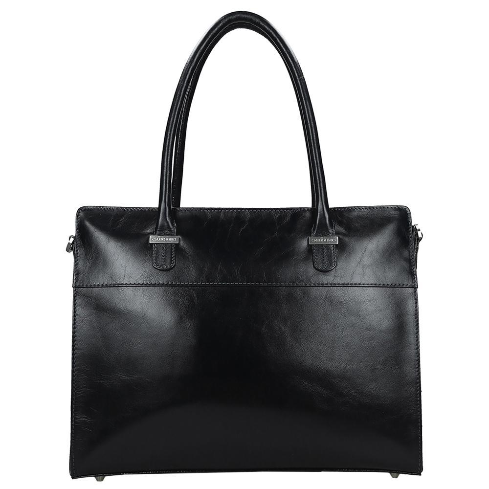 Claudio Ferrici Classico Businessbag Navy 18038