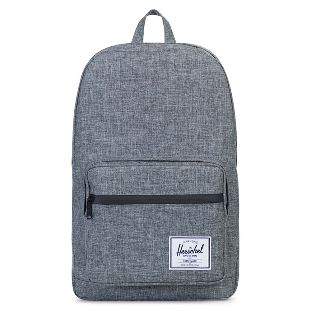 Herschel Pop Quiz Rugzak Raven Crosshatch