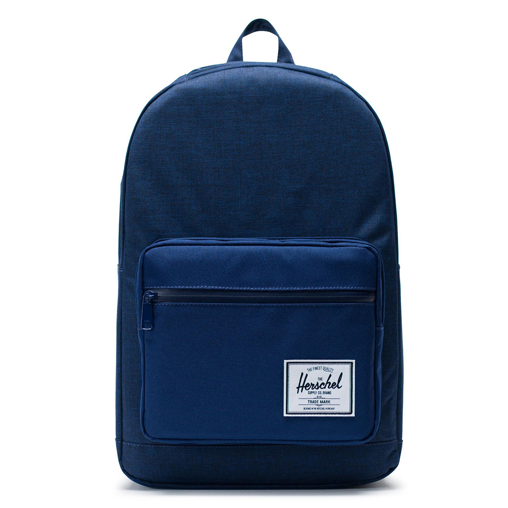 Herschel Pop Quiz Rugzak Medieval Blue Crosshatch/Medieval Blue