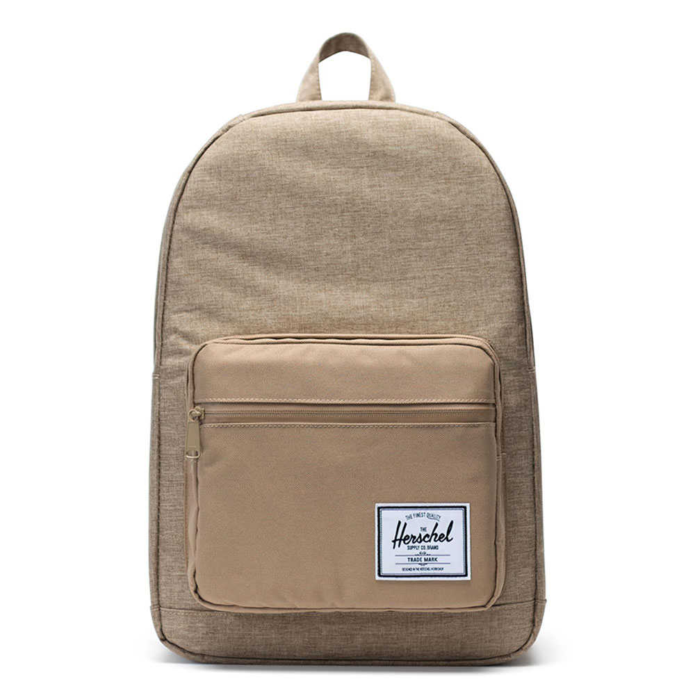 Herschel Pop Quiz Rugzak Kelp Crosshatch/ Kelp