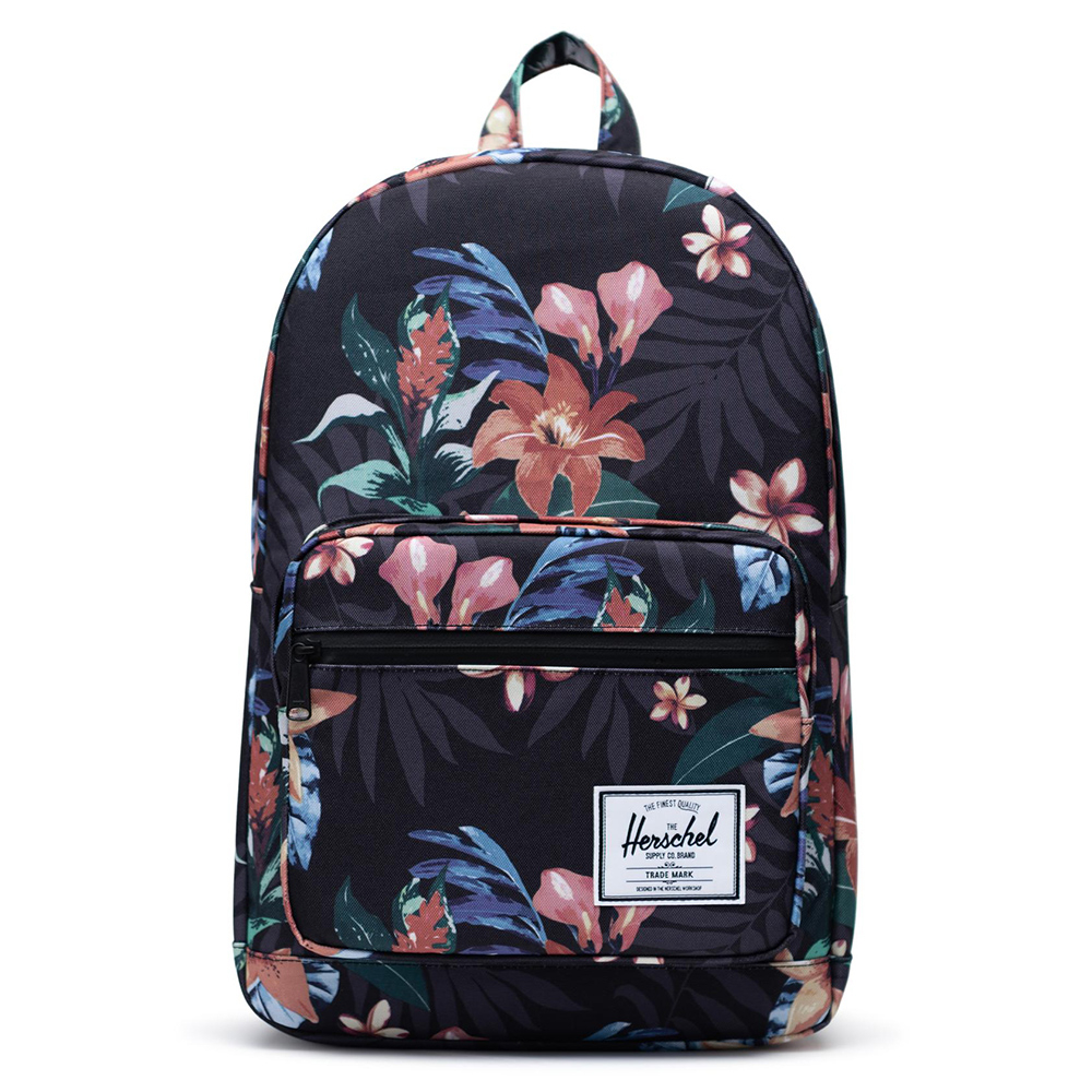 Herschel Pop Quiz Rugzak Summer Floral Black