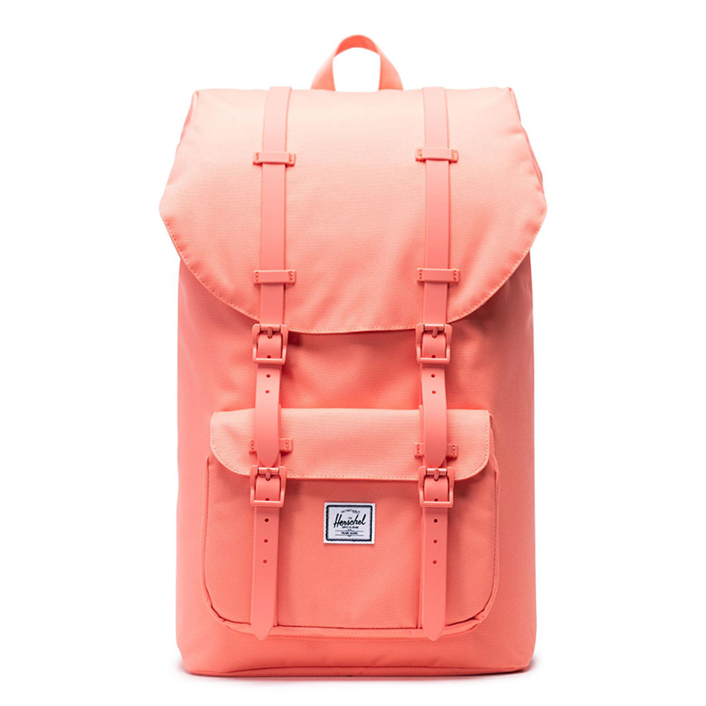 Herschel Little America Rugzak Fresh Salmon