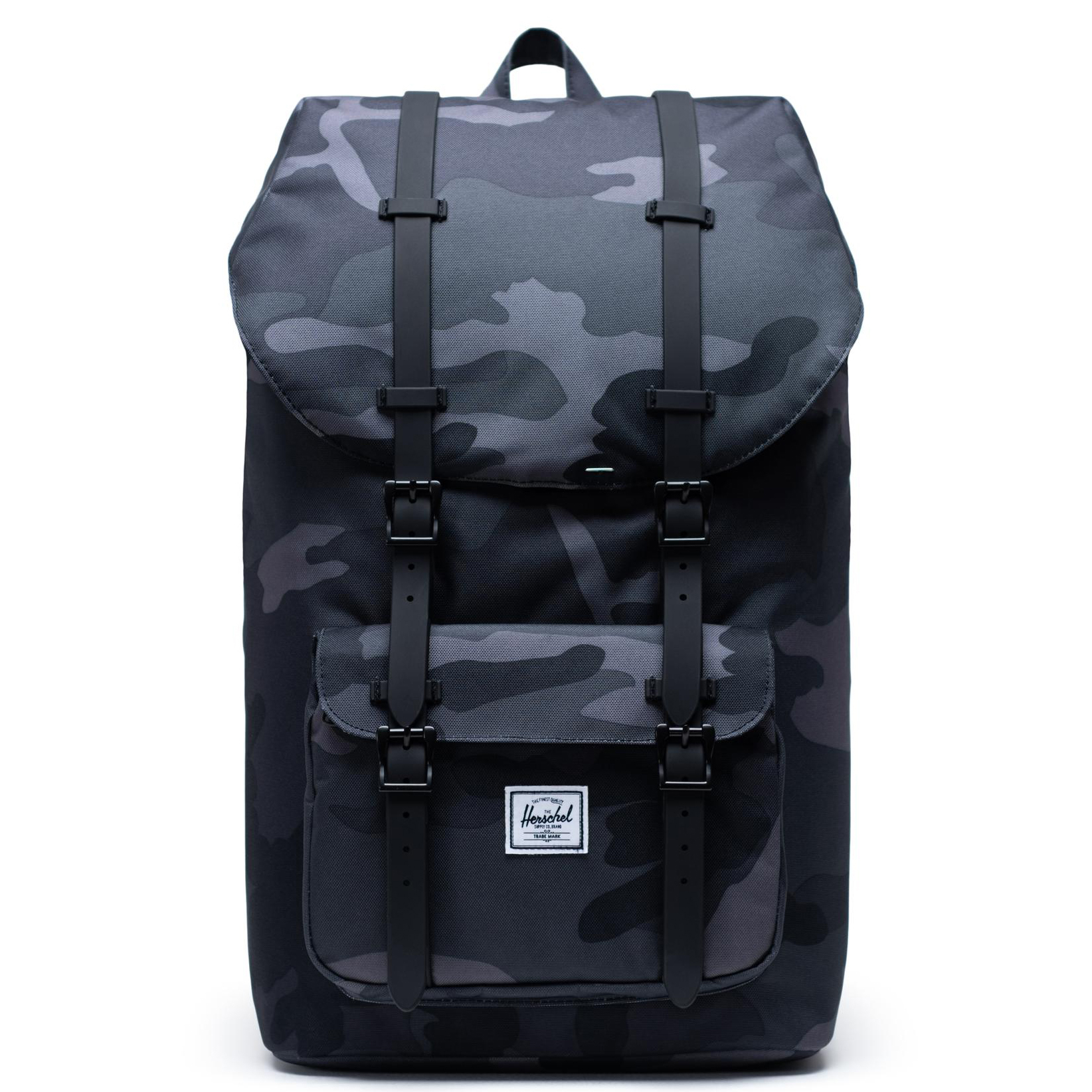 Herschel Little America Rugzak Night Camo