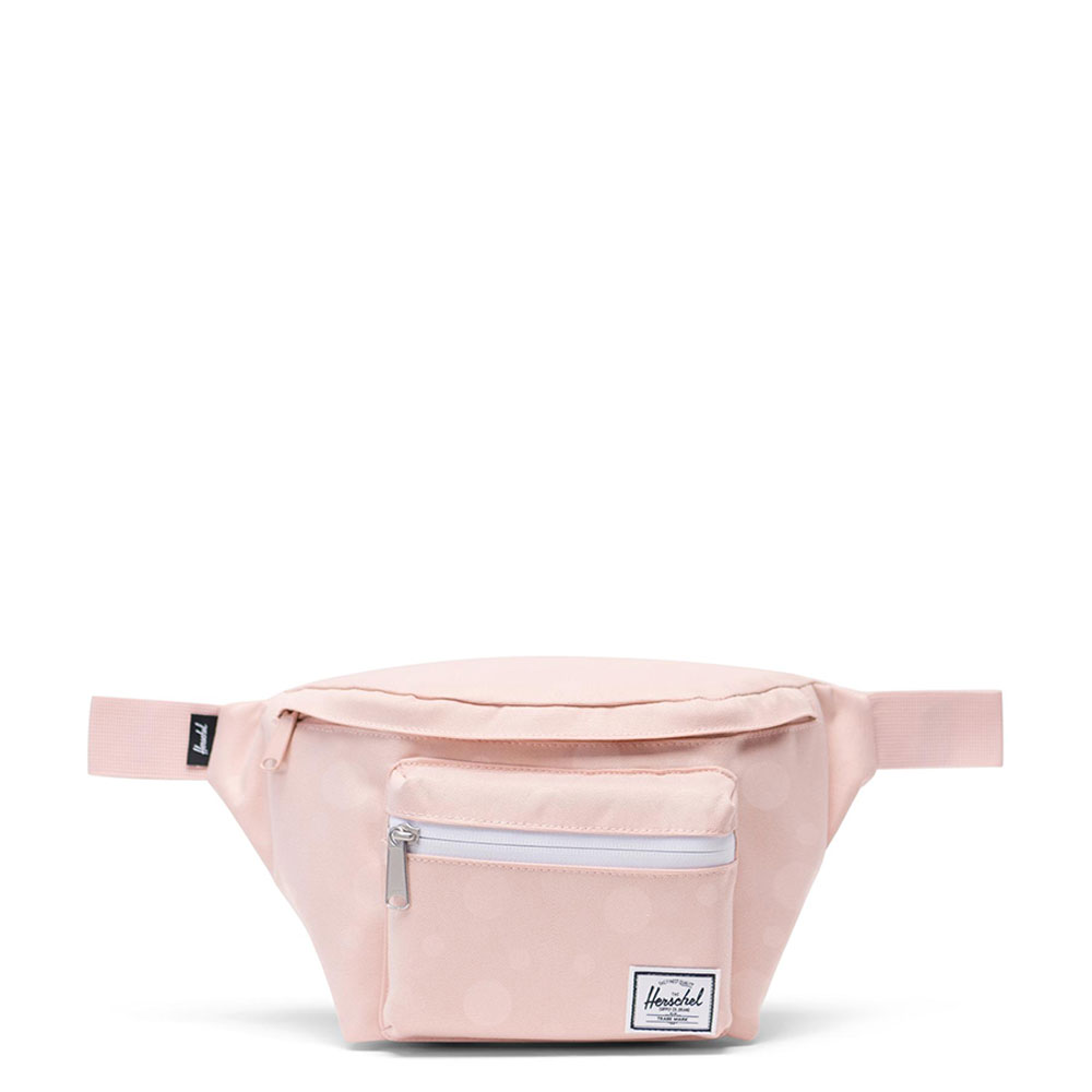 Herschel Supply Co. Seventeen Heuptas polka cameo rose