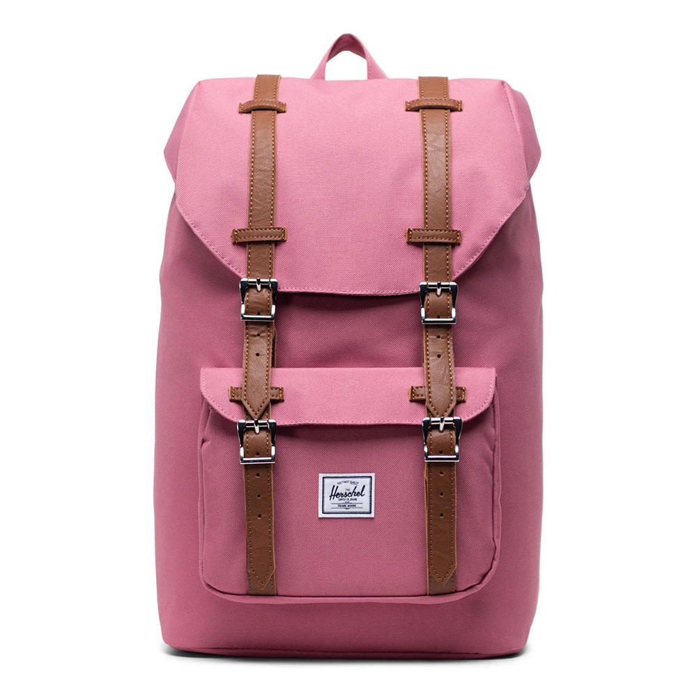 Herschel Little America Mid Volume Rugzak Heather Rose