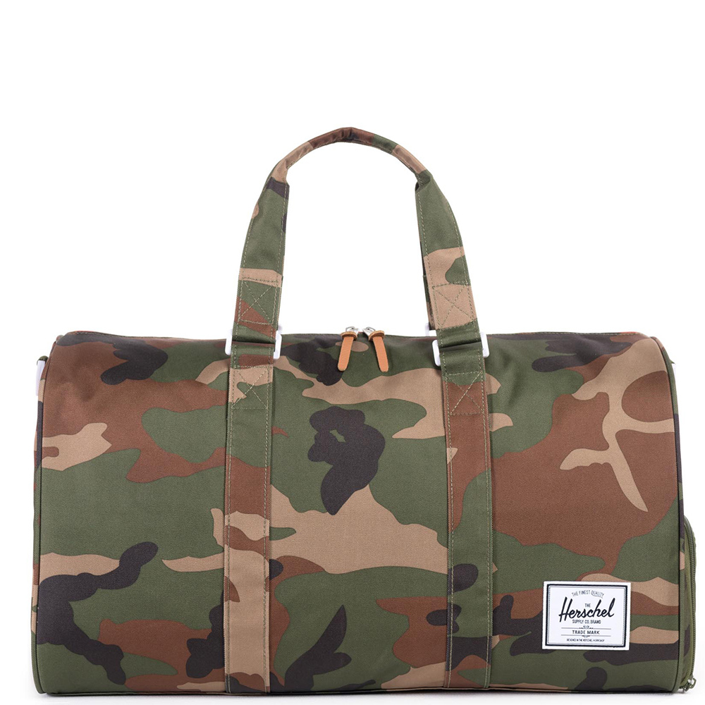 Herschel Novel Reistas Woodland Camo- Multi Zipper