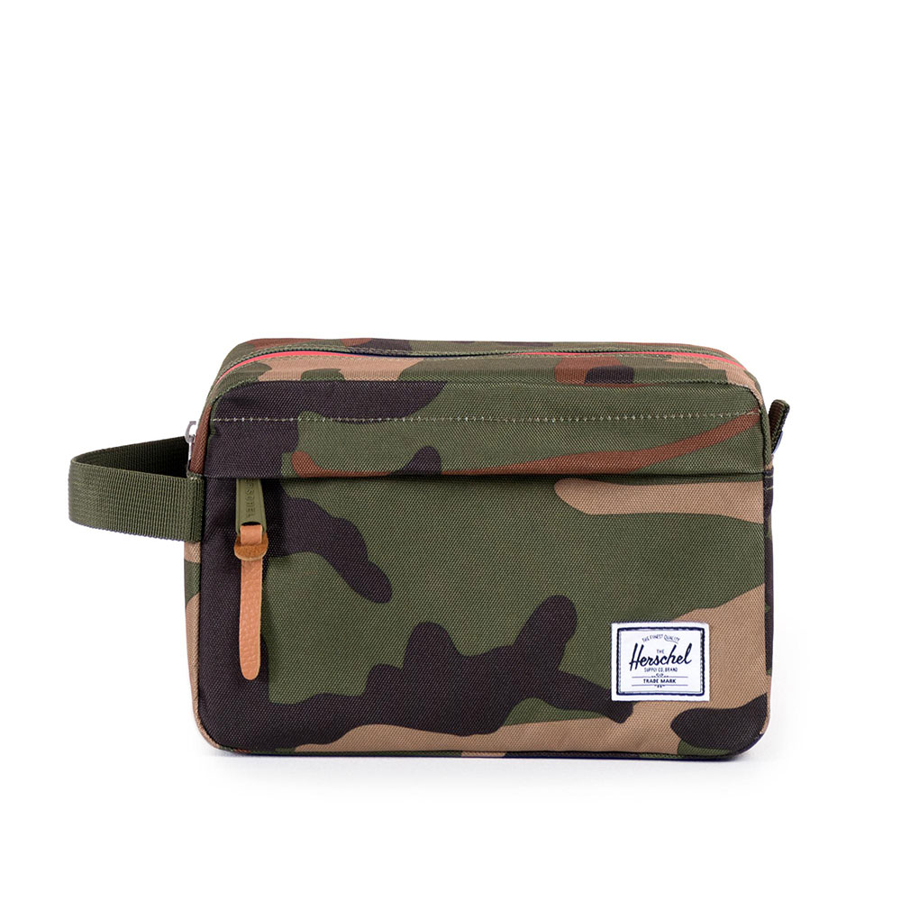 Herschel Chapter Toilettas Woodland Camo-Multi Zip