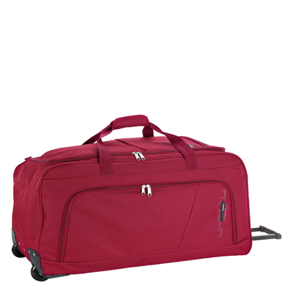 Gabol Week Extra Large Wheel Bag Red