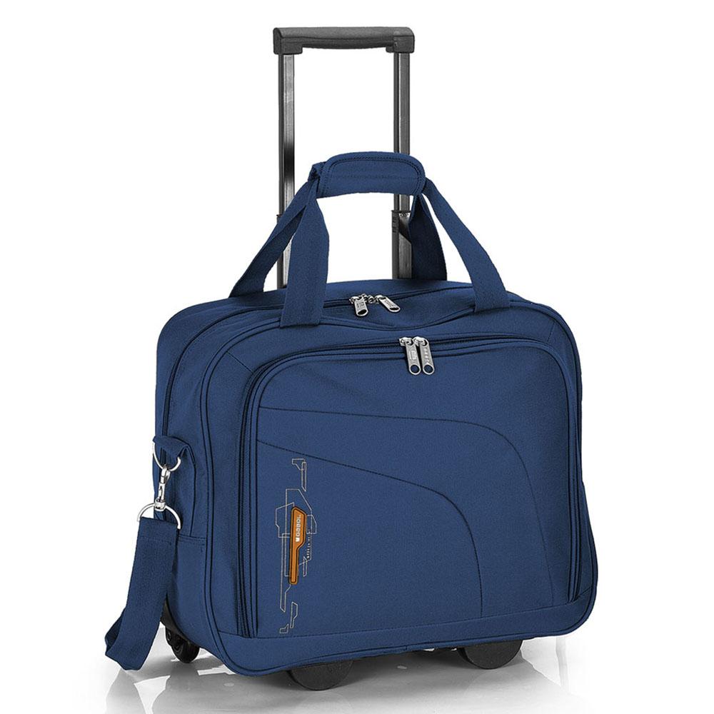 Gabol Week Pilot Case Blue
